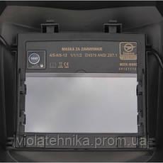 Маска зварювальника хамелеон Limex PRO Line MZK-800D, фото 2