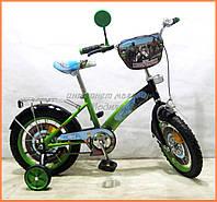 Велосипеды двухколесные 14 дюймов Tilly   Мотогонщик