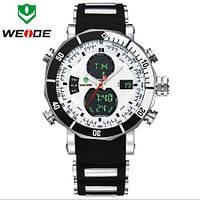 Мужские оригинальные спортивные кварцевые часы Weide Kasta