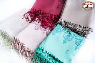 Стильный лёгкий шарф Фортуна, фото 3