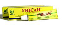 Мазь Унисан, антибактериальный, ветеринарный препарат, туба, 15 гр