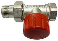 Термостатический клапан (прямой) Schlosser DN 15 GZ 1/2x M22 x 1,5 GZ (601200014) с преднастройкой