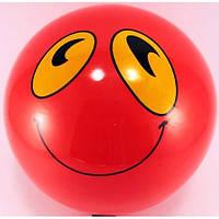 _Мяч детский резиновый Смайл 47 (20см)
