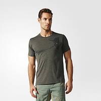 Спортивная футболка для мужчин adidas FreeLift Tri-Color BK2724 - 2017