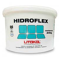 Эластичная гидроизоляционная мембрана HIDROFLEX 20