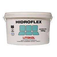 Эластичная гидроизоляционная мембрана HIDROFLEX 10