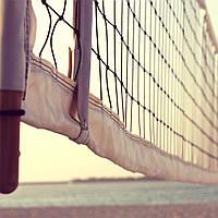 Сетка волейбольная (пляжная)