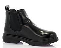Качественные женские ботинки на низком ходу