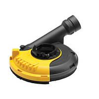 Кожух - адаптер на пылесос для угловых шлифмашин DeWALT DWE46150 (США/Китай)