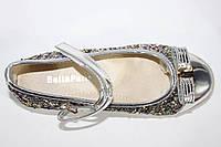 Стильные детские туфли BellaParis (Польша), размер 25-30