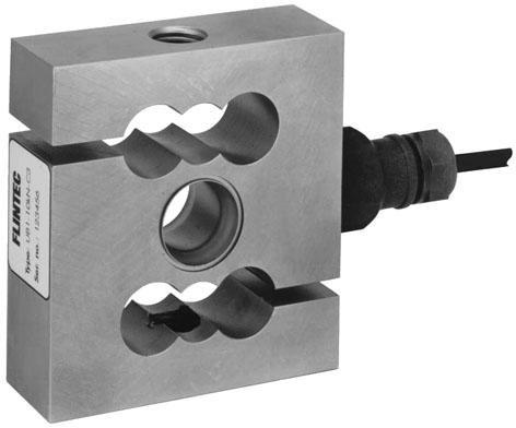 Тензодатчики S-образные на растяжение сжатие UB1