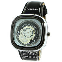 Наручные часы Sevenfriday Leather White-Black