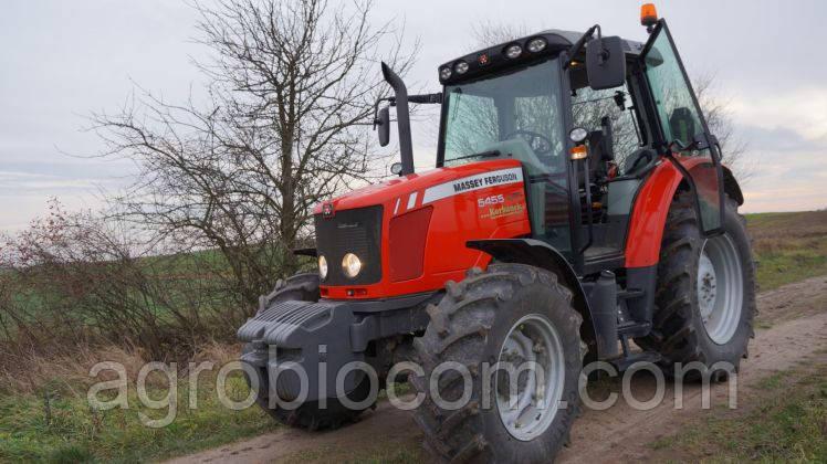 Трактор Massey Ferguson 5455 Stan