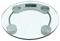 Весы напольные квадратные стеклянные 2003B до 180кг!Акция
