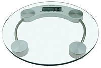 Весы напольные квадратные стеклянные 2003B до 180кг!