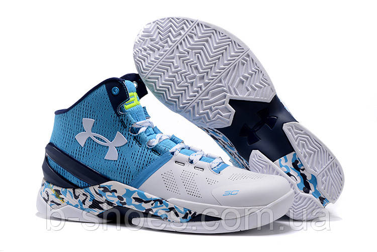 Детские кроссовки UNDER ARMOUR CURRY 2 (Haight Street)