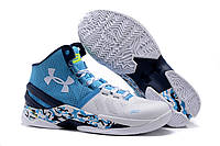 Детские кроссовки UNDER ARMOUR CURRY 2 (Haight Street), фото 1