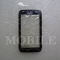 Сенсор Motorola MB860 ATRIX 4G в рамке black Orig