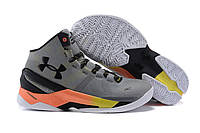 Детские кроссовки UNDER ARMOUR CURRY 2 (Iron Sharpens Iron), фото 1