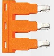 Перемычка ONKA-1801 для клемм сечением 2,5 мм2 х 3 полюса