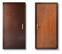 Надежные входные двери МДФ/Металл 2050х860 или 2050х960
