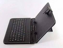 Чехол для планшета KEYBOARD 7 black micro