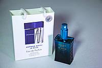 Мини парфюм  Armand Basi in Blue в подарочной упаковке 50 ml