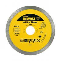 Диск алмазный для плиткореза DWC410 DeWALT DT3715 (США/Корея)