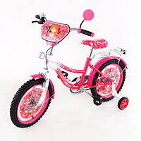 """Детский двухколесный велосипед Звездочка16"""""""