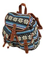 Тканевый рюкзак сумка