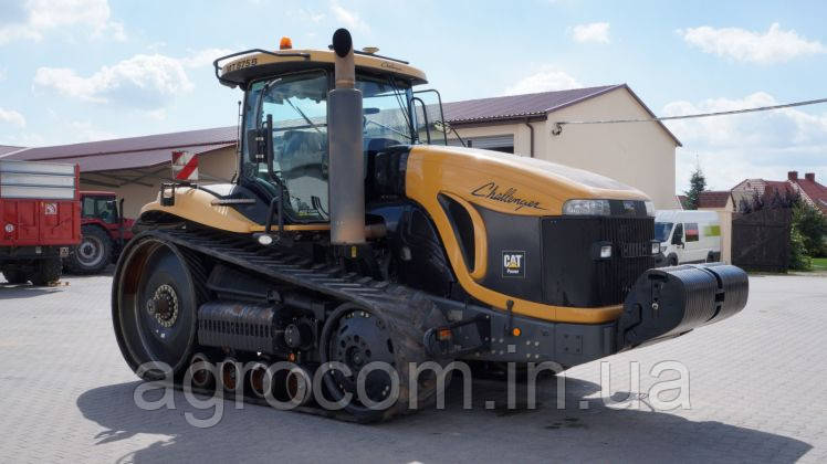 Трактор Challenger cat 875 B