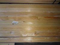 Вагонка Штиль Лиственница 14х80х3000 Сорт АВ деревянная