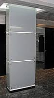 Стеклянный декор (колонна). стеклянная колонна цена