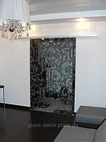 Стеклянные раздвижные двери Minusco Flo (Италия)