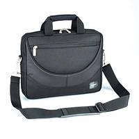 Сумка для ноутбука 10' Sumdex PON-308BK Black (нейлон/полиэстер, 28,6х19,7х3,8 см)