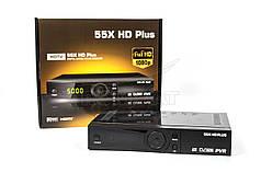 Спутниковый Ресивер 55х HD Plus