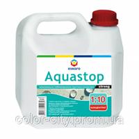 Грунтовка Eskaro Aquastop Strong 0.5л – Грунт Концентрат, Укрепляющий грунт для стен (Аквастоп)