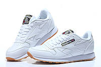 Кроссовки женские reebok classic II white camo. Рибок классик, магазин обуви