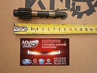Шестерня привода спидометра JAC 1045