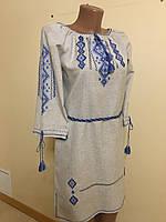 Сукня вишита підліткова для дівчинки ручної роботи