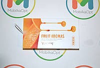 "Наушник с гарнитурой ""Yookie"" fruit aromas YK 530 (Orange)"