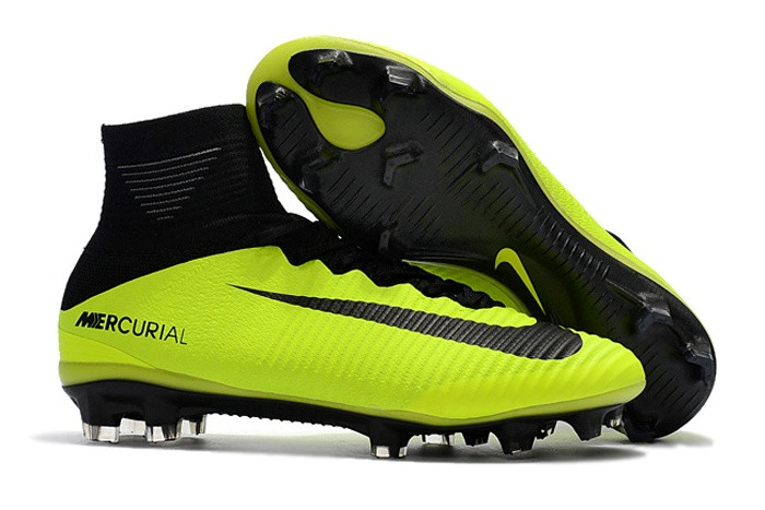 Футбольные бутсы Nike Mercurial Superfly V FG Electric Green Black Flash  Lime - Интернет cac4701f4b8