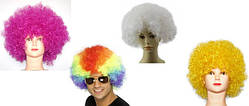 Клоунские парики