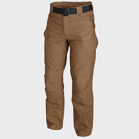 Брюки UTP Mud Brown/ Ripstop PolyCotton | Helikon-Tex
