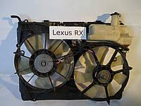Диффузор вентилятора   LEXUS RX330/350