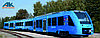 В Германии появился эко-поезд.