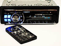 Alpine D831 DVD магнитола + USB+SD+AUX+FM (4x50W), фото 1