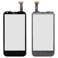 Сенсорный экран (touchscreen) для Thl W2, черный, оригинал