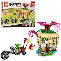 Конструктор Angry Birds Lepin 19003 (аналог LEGO 75823) Кража яиц с Птичьего острова, 305 деталей