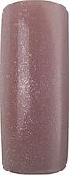 Акриловая пудра цветная для дизайна ногтей, 15 гр., Цвет: серебрянная, Silver (из коллекции Sparkling Nudes)